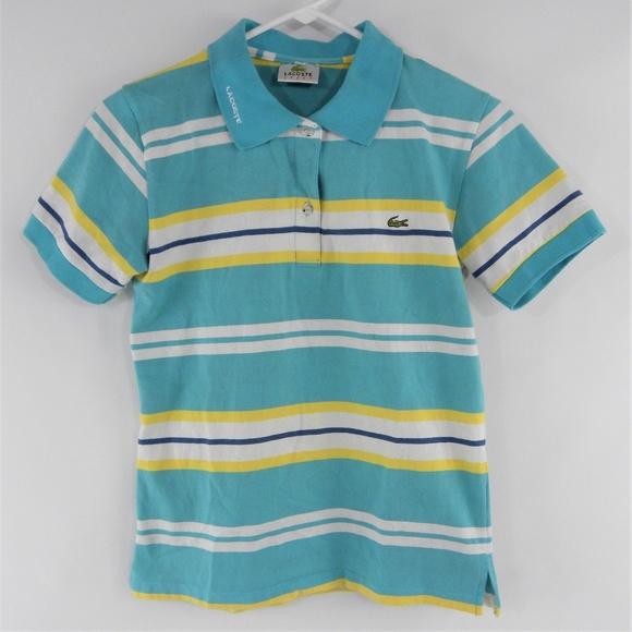 8e9a5b966 Lacoste Shirts & Tops   Sport Boys Polo Shirt Size Xl   Poshmark